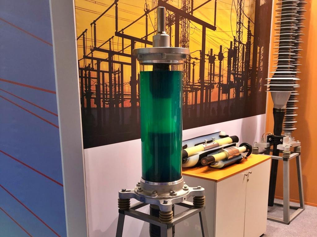 Новая разработка: концевая муфта наружной установки 110 кВ с гелевым заполнением